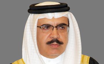 Interior Minister Lieutenant-General Shaikh Rashid bin Abdulla Al Khalifa