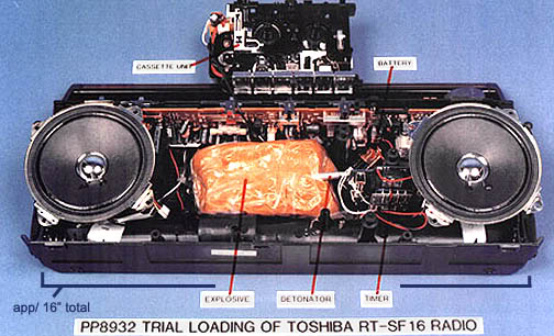 Reconstruction of Loaded Radio