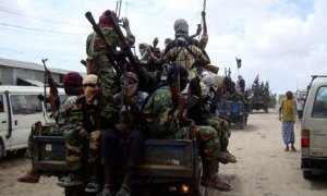 US backed Kenyan Forces invade Somalia