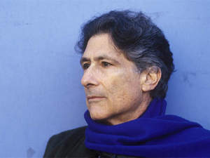 Dr. Edward Said