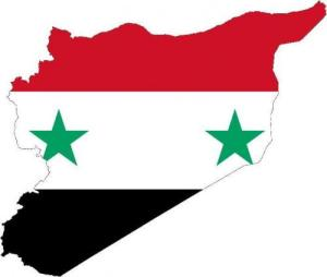 "Syria: A Zionist Shoe in the Face of the ""Arab Charade""."
