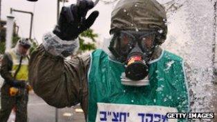 IDF Chemical Corps