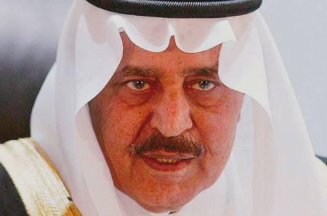 Saudi Interior Minister Financing Al Qaeda