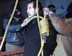 War Crimes - Hanging of Saddam Hussein