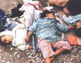 The people of Sabra and Shatila desperately needed action but the UN keeps pointing fingers at Palestinian terrorists.
