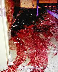 Torture Room at Abu Ghraib