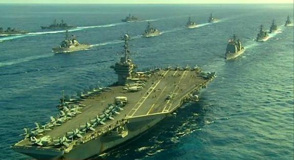 US Gunboat Diplomacy in Korea