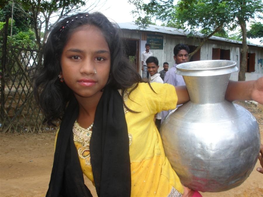 Camplife Rohingya