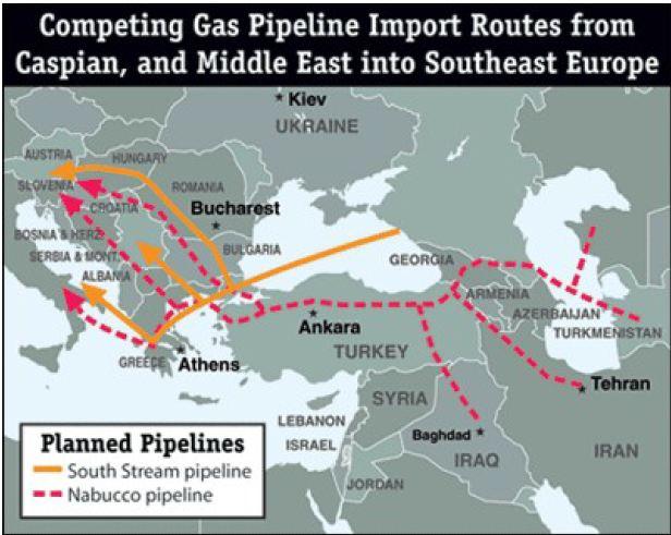 ME Pipelines