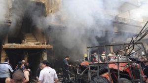 Damascus Bomb Blast