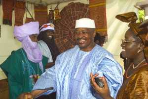 Amadou Toumani Touré, Photo: nsnbc files