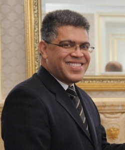 Foreign Minister Elias Raua, Photo, premier.gov.ru