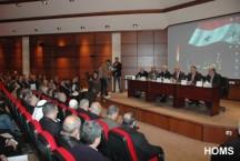 Homs Sub-Committee Meeting. Photo:SANA