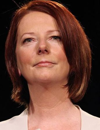 J Gillard, photo by Troy Constable ,nsnbc archives