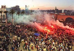 Libya 17 February 2013