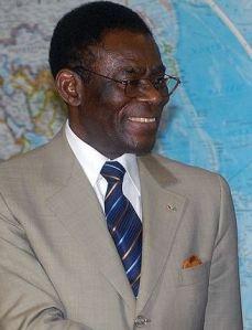 President Obiang Mbasogo. Photo, der. Agencia Brazil